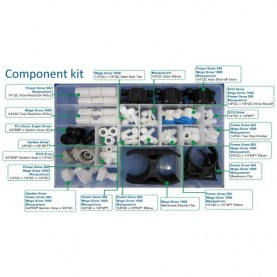 GROWMAX WATER - COMPONENT KIT