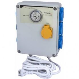 GSE TIMER BOX II 6x600W + RISCALDAMENTO