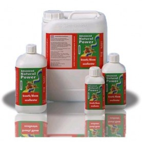 ADVANCED HYDROPONICS - NATURAL POWER NP GROWTH BLOOM EXCELLERATOR 5L