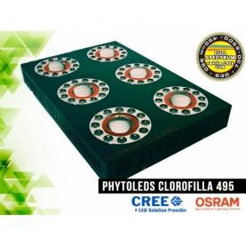 Phytolite - PhytoLED Clorofilla CREE 3070 495 LED COLTIVAZIONE INDOOR