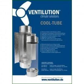 VENTILUTION COOLTUBE 150mm...