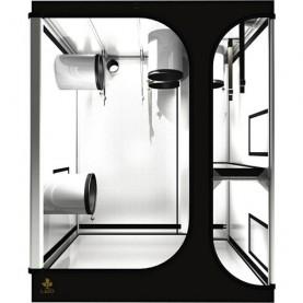 SECRET JARDIN LODGE 100 L100 100x60x158cm REVISION 4.0 GROW BOX ROOM GROWROOM GROWBOX