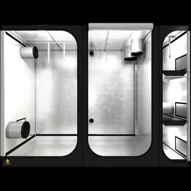 SECRET JARDIN LODGE 280 L280 REVISION 2.6 280x120x210cm GROW BOX ROOM GROWROOM GROWBOX