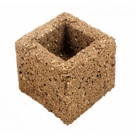 EAZY BLOCK CUBO SINGOLO 7,5x7,5x6cm - GEMINAZIONE E TALEE