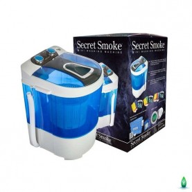 SECRET SMOKE - ICE WASHER MACHINE KIT 5 SACCHE SACCHI FILTRI - LAVATRICE RESINATOR ICE O LATOR