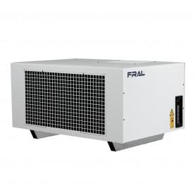DEUMIDIFICATORE INDUSTRIALE PER ESSICCAZIONE DI VEGETALI DF160 160L/GGD -230V - CON SBRINATORE A GAS CALDO
